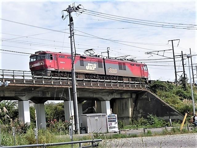 藤田八束の鉄道写真@青い森鉄道と貨物列車の激写・・・貨物列車レッドサンダーと金太郎はかっこいい!!_d0181492_21373595.jpg