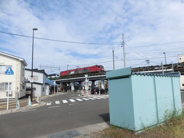 藤田八束の鉄道写真@青い森鉄道と貨物列車の激写・・・貨物列車レッドサンダーと金太郎はかっこいい!!_d0181492_21374729.jpg