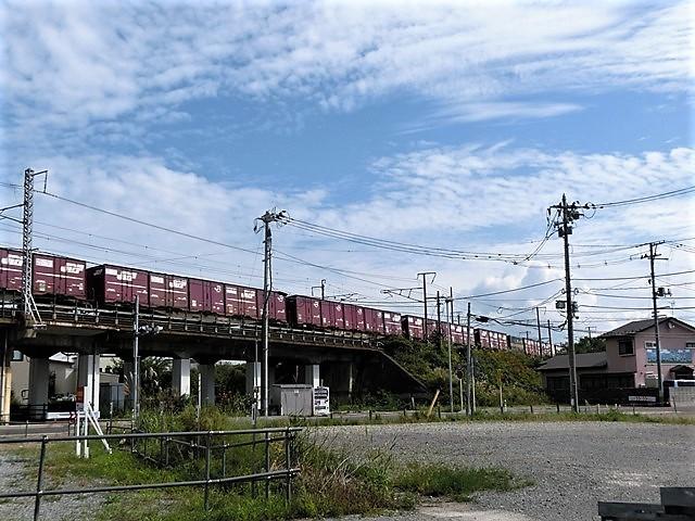藤田八束の鉄道写真@青い森鉄道と貨物列車の激写・・・貨物列車レッドサンダーと金太郎はかっこいい!!_d0181492_21380033.jpg