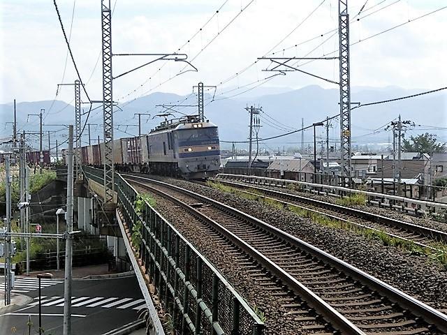 藤田八束の鉄道写真@青い森鉄道と貨物列車の激写・・・貨物列車レッドサンダーと金太郎はかっこいい!!_d0181492_21381253.jpg