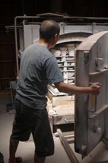 ③陶芸家:馬場勝文さんの窯場(かまば)へ案内してくださいました!_f0226293_08504268.jpg