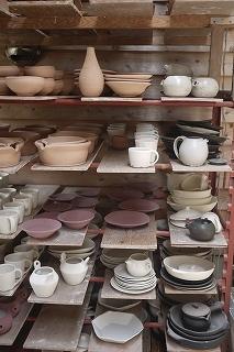 ③陶芸家:馬場勝文さんの窯場(かまば)へ案内してくださいました!_f0226293_08505360.jpg