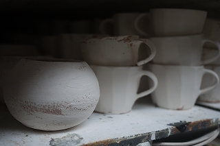 ③陶芸家:馬場勝文さんの窯場(かまば)へ案内してくださいました!_f0226293_08510345.jpg