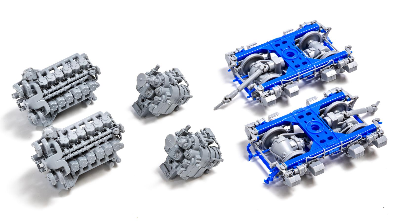 アオシマの放つ「超巨大な電気機関車のプラモデル」、トレミュEF66の細部に迫る【前編】_b0029315_17450784.jpg