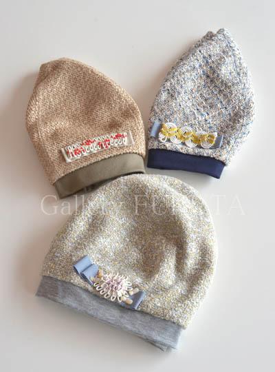 『秋冬の洋服と帽子』展開催中です。_c0161127_10014644.jpg