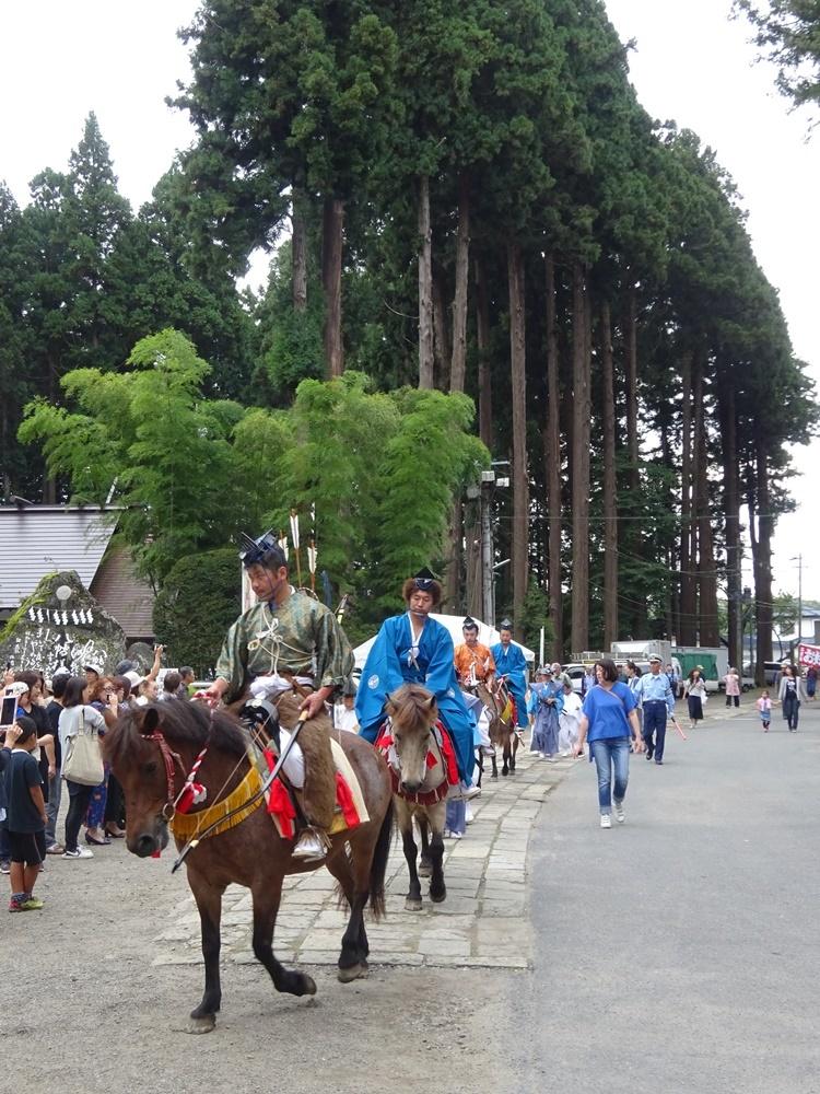 八戸 櫛引八幡宮例祭に_c0111229_19301934.jpg