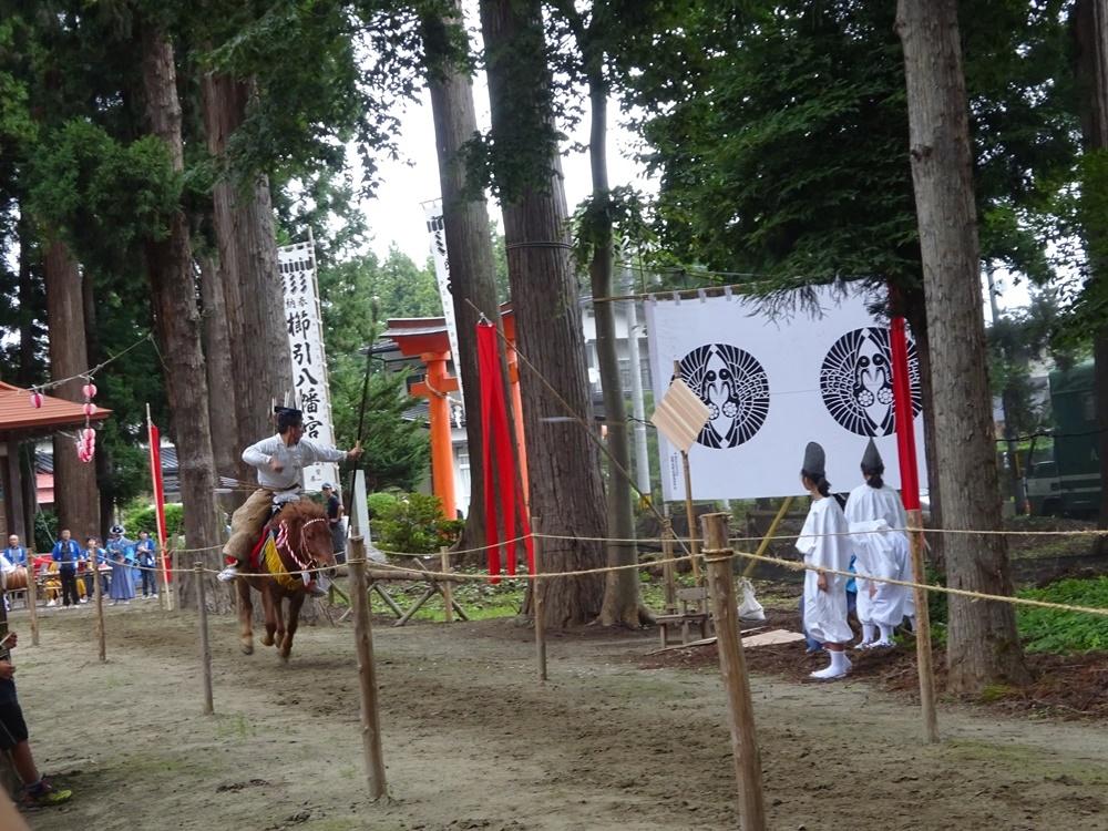 八戸 櫛引八幡宮例祭に_c0111229_19303047.jpg