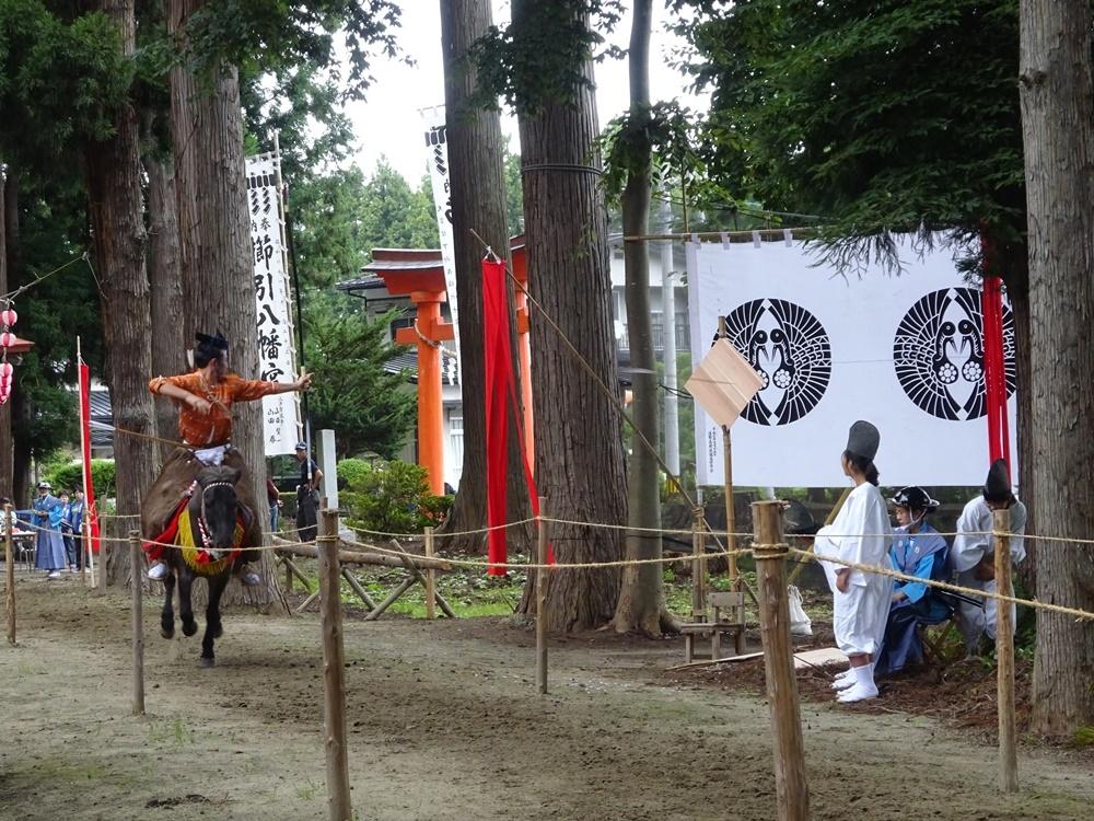 八戸 櫛引八幡宮例祭に_c0111229_19303880.jpg