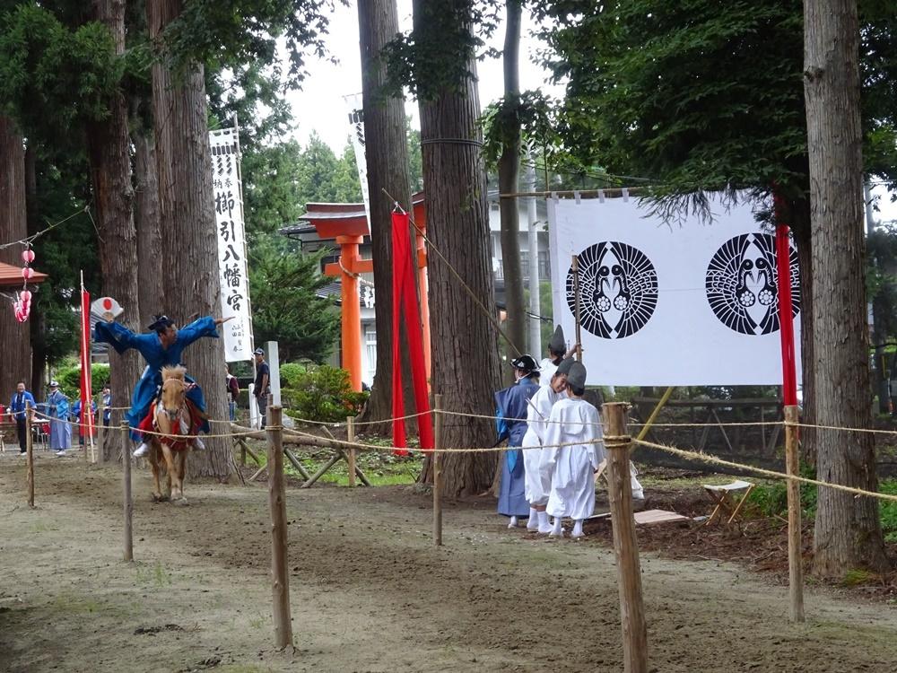 八戸 櫛引八幡宮例祭に_c0111229_19305974.jpg