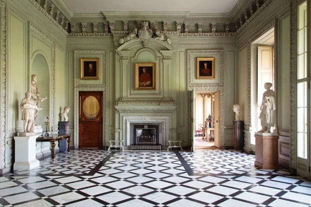ビクトリア時代の公爵家ーペットワースハウスのキッチン_f0380234_02440893.jpg