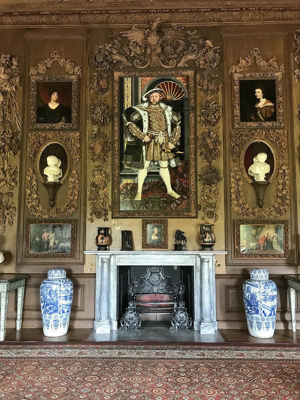 ビクトリア時代の公爵家ーペットワースハウスのキッチン_f0380234_03341345.jpg
