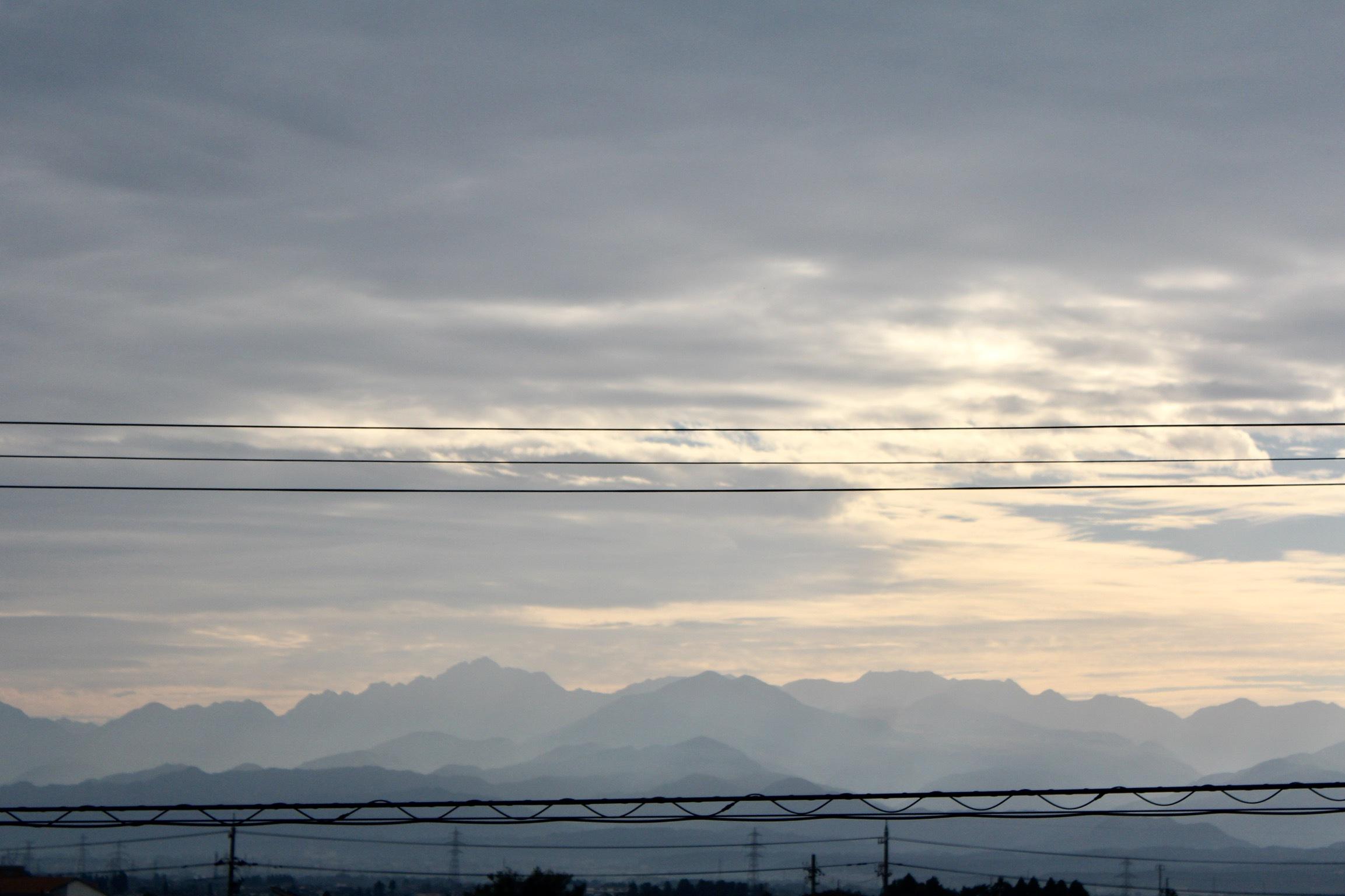 立山連峰を眺めながら朝ごはん_b0132338_08001556.jpeg
