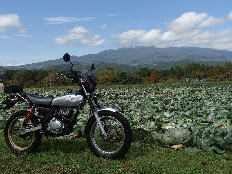 浅間山、嬬恋方面長距離ツーリング_f0119755_12480707.jpg