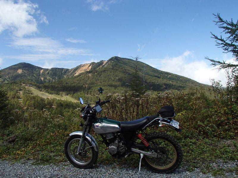 浅間山、嬬恋方面長距離ツーリング_f0119755_13141966.jpg