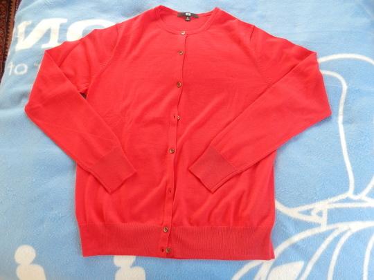 \'18、9,24(月)赤いセーターとあんかけ焼きそば!_f0060461_07343643.jpg