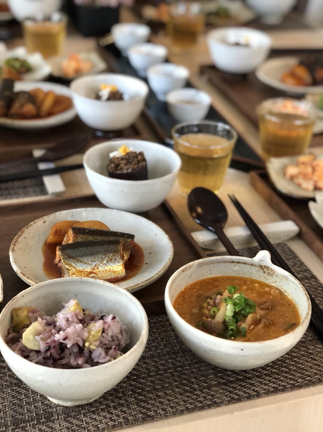 秋刀魚を楽しむ韓国料理♪_b0060363_20565942.jpg