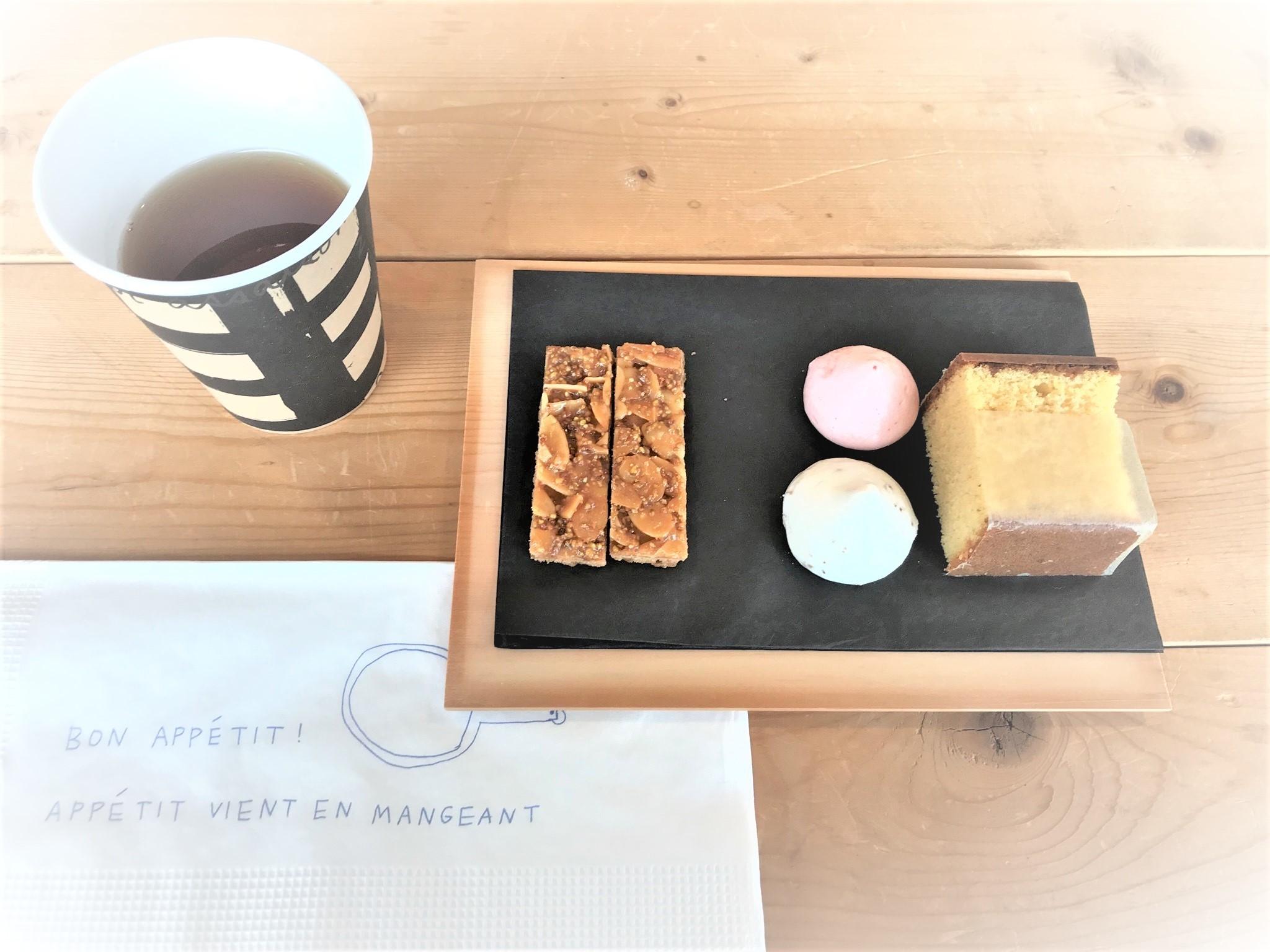 【日々のこと】堀井和子さんのお茶会に行ってきました♪_a0335677_18312732.jpg