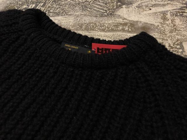 """充実の\""""Fisherman Knit\""""!!(大阪アメ村店)_c0078587_2312476.jpg"""