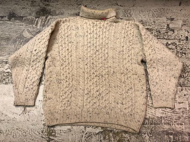 """充実の\""""Fisherman Knit\""""!!(大阪アメ村店)_c0078587_23141973.jpg"""