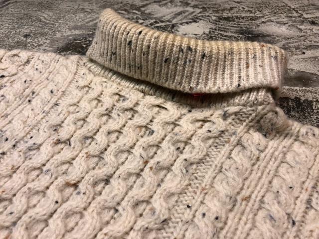 """充実の\""""Fisherman Knit\""""!!(大阪アメ村店)_c0078587_23143947.jpg"""