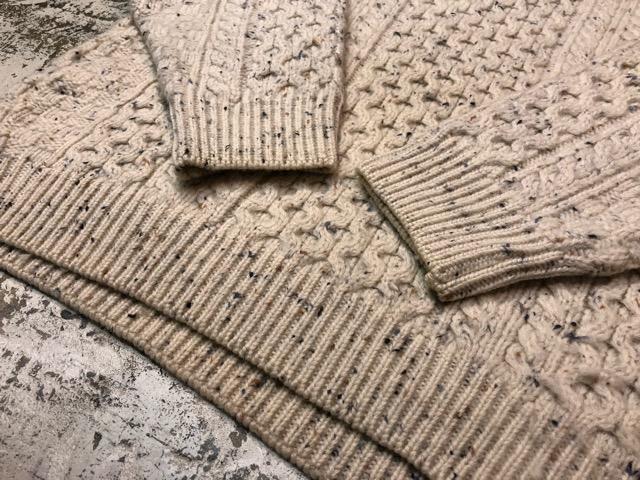 """充実の\""""Fisherman Knit\""""!!(大阪アメ村店)_c0078587_23144538.jpg"""