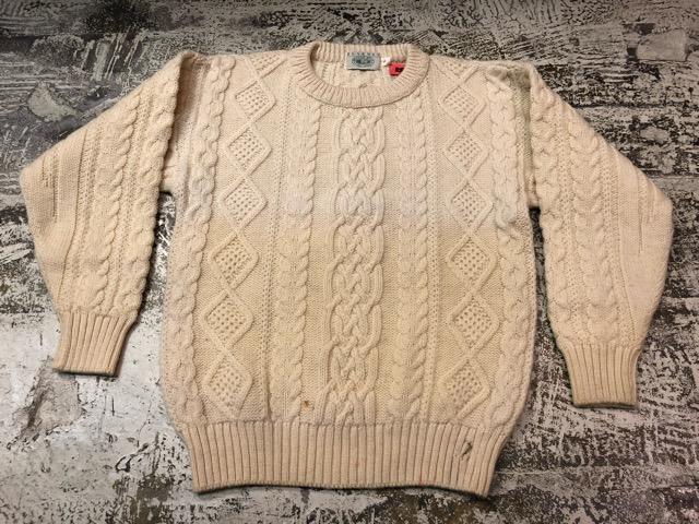 """充実の\""""Fisherman Knit\""""!!(大阪アメ村店)_c0078587_2314556.jpg"""