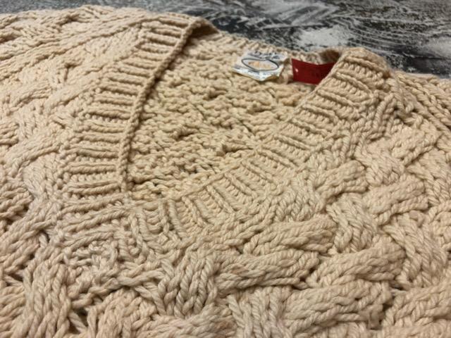"""充実の\""""Fisherman Knit\""""!!(大阪アメ村店)_c0078587_23164176.jpg"""