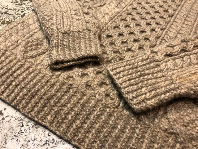 """充実の\""""Fisherman Knit\""""!!(大阪アメ村店)_c0078587_2316923.jpg"""