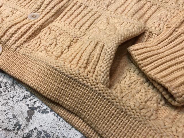 """充実の\""""Fisherman Knit\""""!!(大阪アメ村店)_c0078587_23174696.jpg"""