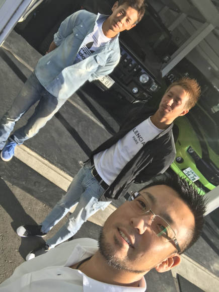 9月25日(火)TOMMYBASE スタッフブログ ☆ハマーH2 QX56 ワンオフマフラー☆_b0127002_12023791.jpg