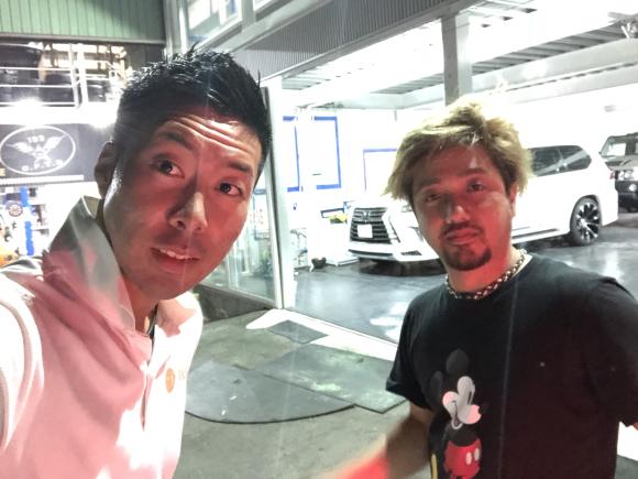 9月25日(火)TOMMYBASE スタッフブログ ☆ハマーH2 QX56 ワンオフマフラー☆_b0127002_12062987.jpg