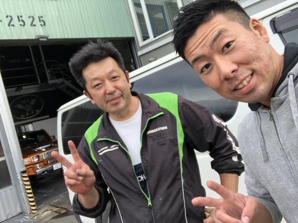 9月25日(火)TOMMYBASE スタッフブログ ☆ハマーH2 QX56 ワンオフマフラー☆_b0127002_12070969.jpg