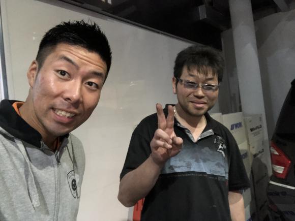 9月25日(火)TOMMYBASE スタッフブログ ☆ハマーH2 QX56 ワンオフマフラー☆_b0127002_12071015.jpg