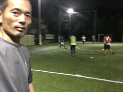 UNO 9/21(金) at UNOフットボールファーム_a0059812_14112225.jpg