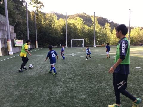ゆるUNO 9/22(土) at UNOフットボールファーム_a0059812_14565531.jpg