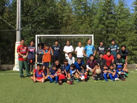 ゆるUNO 9/23(日) at UNOフットボールファーム_a0059812_16004074.jpg