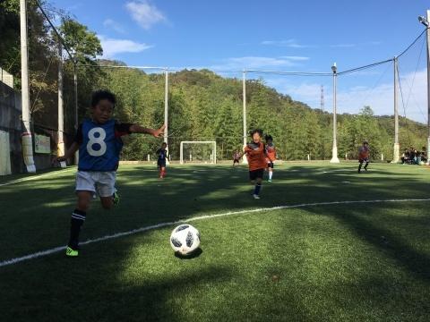 ゆるUNO 9/23(日) at UNOフットボールファーム_a0059812_16025074.jpg