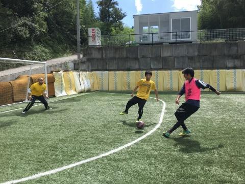 ゆるUNO 9/23(日) at UNOフットボールファーム_a0059812_16040708.jpg
