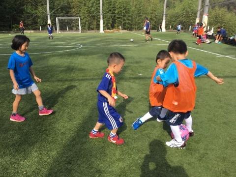 ゆるUNO 9/24(月・祝) at UNOフットボールファーム_a0059812_17450775.jpg