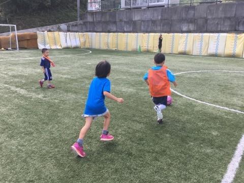 ゆるUNO 9/24(月・祝) at UNOフットボールファーム_a0059812_17452334.jpg
