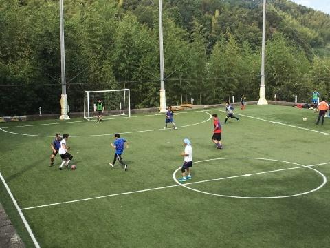 ゆるUNO 9/24(月・祝) at UNOフットボールファーム_a0059812_17480810.jpg