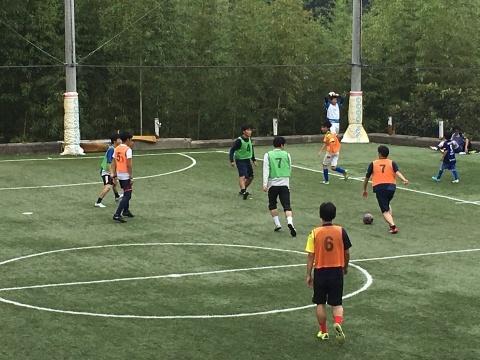 ゆるUNO 9/24(月・祝) at UNOフットボールファーム_a0059812_17483129.jpg