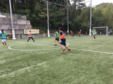 ゆるUNO 9/24(月・祝) at UNOフットボールファーム_a0059812_17484401.jpg