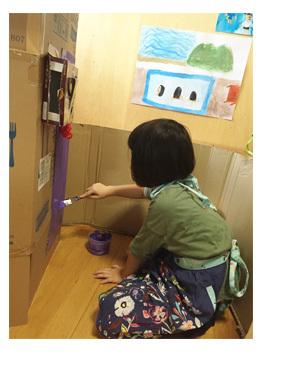 段ボールでおうち作り・幼児クラス(上高野)_f0211514_11511579.jpg