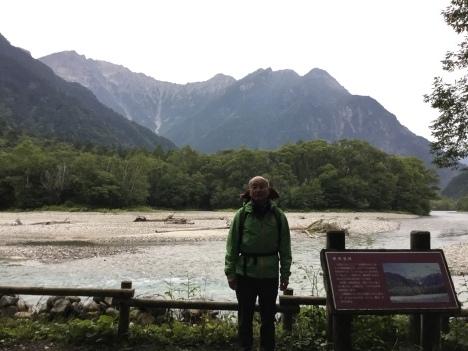 初めての上高地、雨の明神池。_d0029716_18064277.jpeg