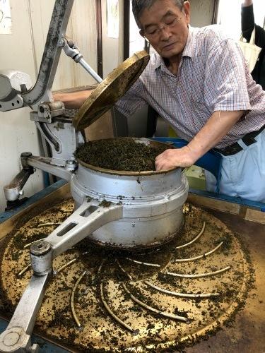 丸子紅茶作り体験_b0158721_06410016.jpg
