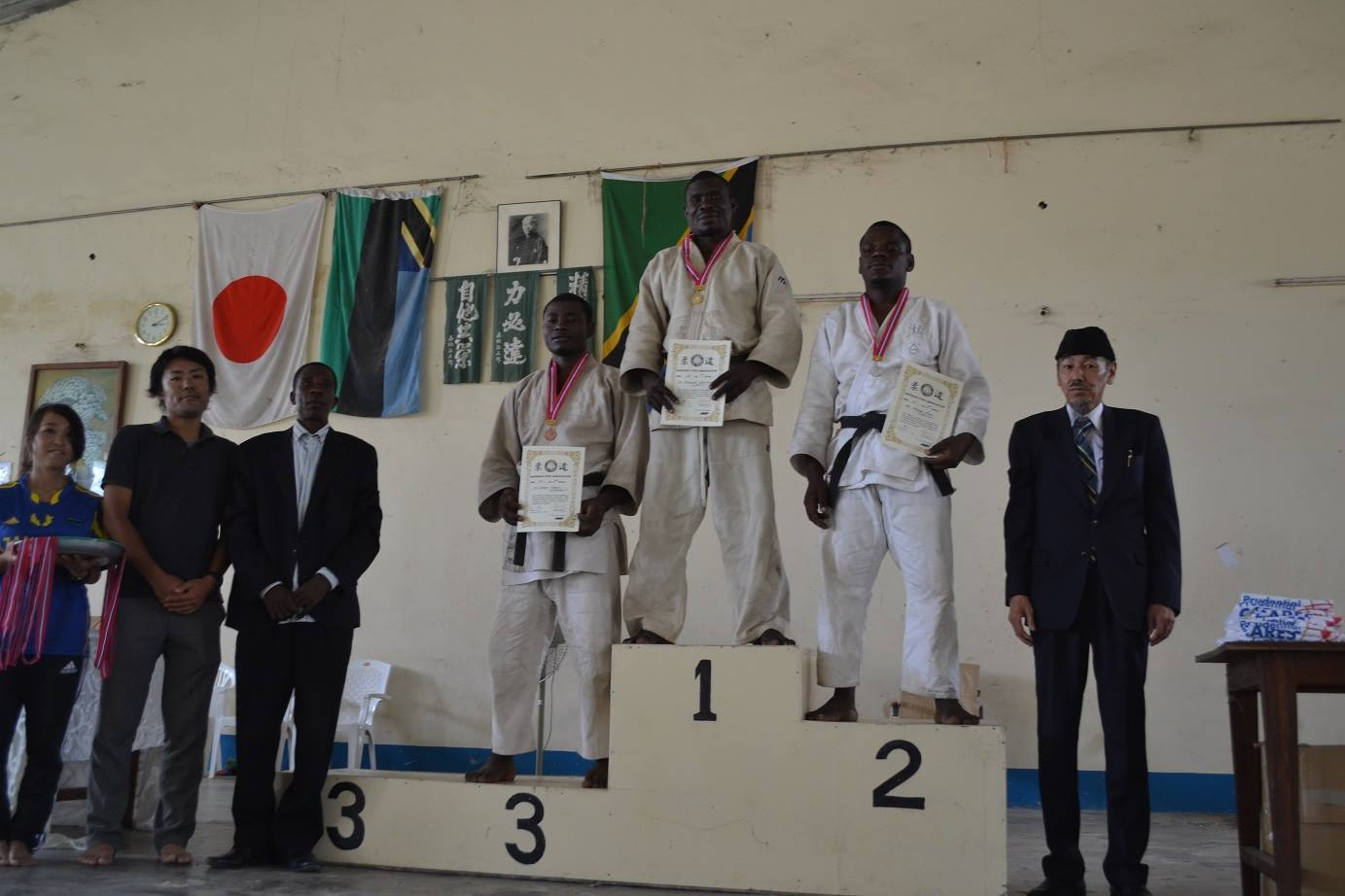 ZANZIBAR WEGHT CATEGORY JUDO CHAMPIONSHIP2018~ザンジバル柔道選手権大会2018_a0088841_10362540.jpg