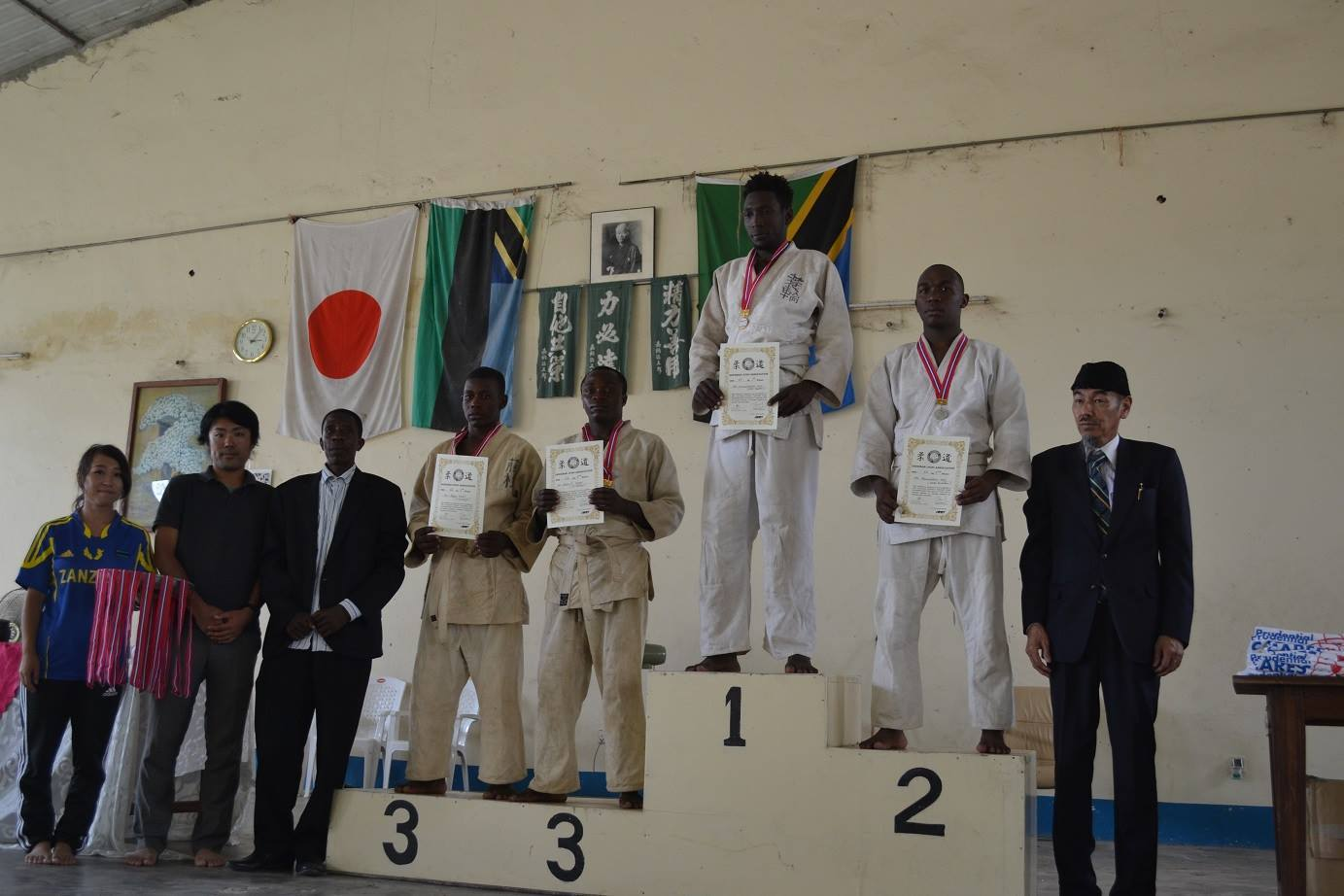 ZANZIBAR WEGHT CATEGORY JUDO CHAMPIONSHIP2018~ザンジバル柔道選手権大会2018_a0088841_10362573.jpg