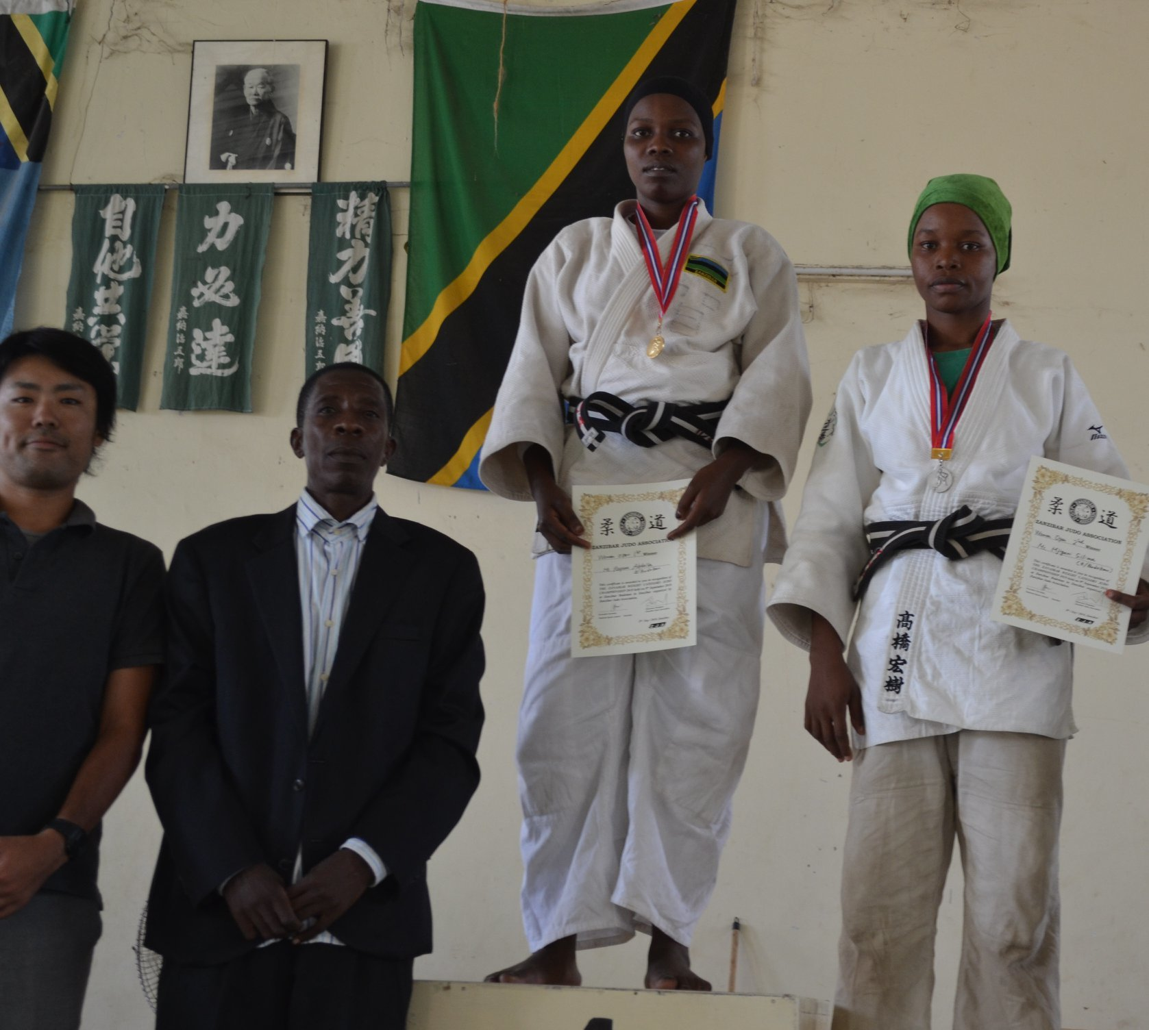 ZANZIBAR WEGHT CATEGORY JUDO CHAMPIONSHIP2018~ザンジバル柔道選手権大会2018_a0088841_10362600.jpg
