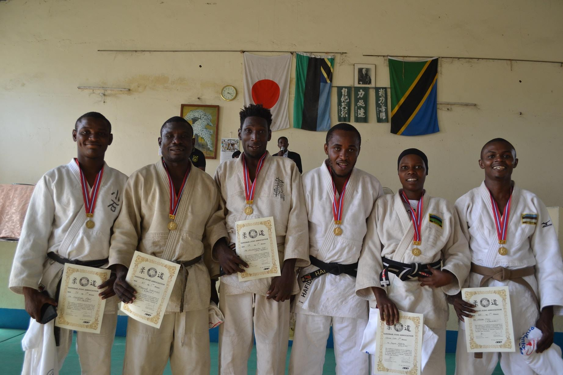 ZANZIBAR WEGHT CATEGORY JUDO CHAMPIONSHIP2018~ザンジバル柔道選手権大会2018_a0088841_10362631.jpg